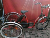 Tricicleta electrica adulți