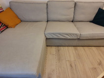 Canapea 3 locuri IKEA model KIVIK