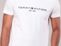 Tricouri Tommy Hilfiger logo brodat diverse mărimi