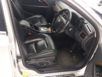 Scaune / Interior Piele Neagra Volvo V70 III Model 2007-2015