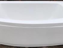 Cada baie rectangulara cu masca; cada ideal standard 170x95