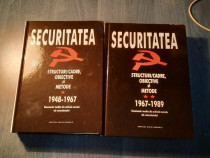 Securitatea structuri cadre obiective si metode 2 volume