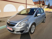 Opel corsa d 2007 benzina 1000cc 59cp import germania