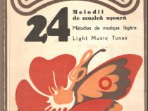 24 Melodii de Muzica Usoara-din slagarele anului 1972