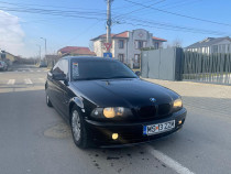 Bmw 318 CI Coupe Black Inmatriculat Ro Fiscal