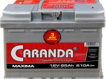 Baterie auto 12V 65Ah 610A CARANDA MAXIMA Garantie 3 ani