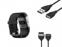 Cablu incarcare USB Fitbit Surge, transfer date bratara fitn