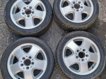 Jante Audi A4-A6,Seat Leon-Altea-Toledo-R15-5x112+cauciucuri