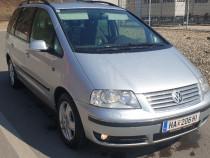 VW Sharan 4x4 1.9 tdi 6 viteze