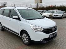 Dacia lodgy 7 locuri 1.5 diesel , 90 cp , 2016