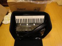 Acordeon Electronic Roland Fr7 Italy