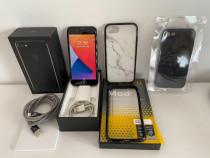 Iphone 7 Black, 32GB, Neverlocked, Impecabil Husa Rhinoshiel