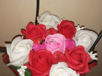 Trandafiri de săpun pentru orice buzunar