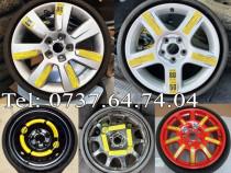 Roata / Roti rezerva Slim Space Master – VW Audi Porsche