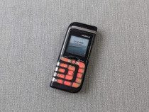 Nokia 7260 vintage de colectie - telefon simplu cu butoane A