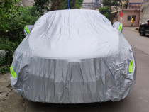 Husa Auto Bmw cu Elemente Reflectorizante de Siguranta