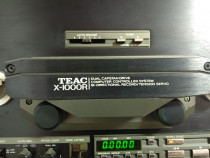 Magnetofon Teac X1000R,6 capete, autorevers,DBX Profesional