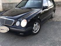 Mercedes W210 E class e220 CDI