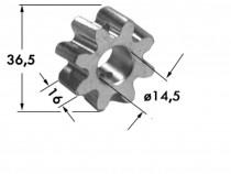 Pinion suveica presa de balotat gallignani diverse modele