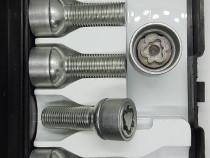 Set prezoane antifurt Starlock M14x1.5, Mercedes GLC, GLE, G