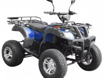 ATV electric HECHT 59399 BLUE, acumulator 72 V / 52 Ah