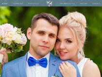 Website de evenimente (nunți) la cheie