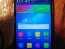 Dual SIM Huawei Y6, SD card memorie, baterie f buna