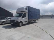 Transport orice cu duba 3.5 tone , 25 MC , 10 europaleti