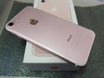 Iphone 7 rose cu baterie noua
