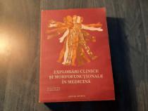 Explorari clinice si morfofunctionale in medicina F. Marin