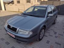 Skoda Octavia 1.6 Benzina Euro 4 2003 Recent Adus KM Reali !