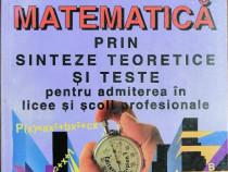 Nicolae Ghiciu - Recapitulare rapida la matematica , 1996
