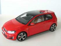 Macheta Volkswagen Golf 7 GTI 2013 - Norev 1/18 (VW VII)