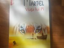 """Carte """"Viața lui Pi"""" de Yann Martel"""