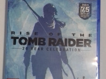 Rise of the Tomb Raider Playstation 4 PS4