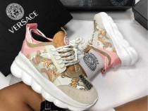 Versace Chain Reaction Sneakers/Incaltaminte dama multicolor
