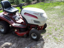 Tractoras tuns gazon/Iarba 15 Cp , cu cos de colectare iarba