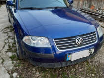 VW Passat 5,5, 131cp,din 2001
