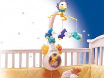 Carusel muzical bebelusi Vtech cu sunete lumini si proiector