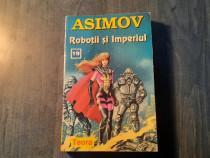 Robotii si imperiul de Isaac Asimov