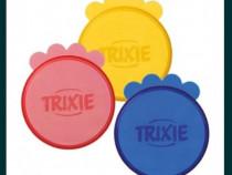 Set 3 x Capac conservă Trixie 7,5 cm, culori diferite