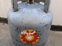 Butelie cu guler, gri, rompetrol, 12,5 kg