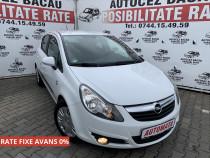 Opel corsa 2011 automata e5 benzina rate