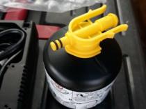 Kit reparatie anvelopa cu compresor + solutie etansare , pro
