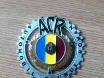 Sigla emblema ACR originala ALUMINIU Dacia 1300 1310 Sport