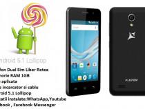 Telefon Allview A5 Easy Dual Sim 1GB RAM !NOU BOX! 100lei