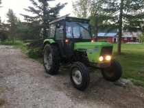 Tractor Deutz 6207 in stare perfecta de functionare