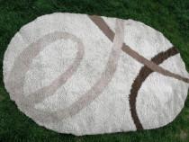 Covor oval Shaggy 195 cm x 300 cm