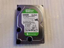 Hard disk desktop Western Digital 640GB 16MB 7200rpm SATA2