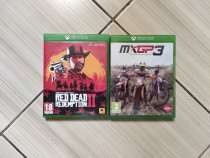 Xbox One: Red Dead Redemption II ( RDR II ) & MXGP3